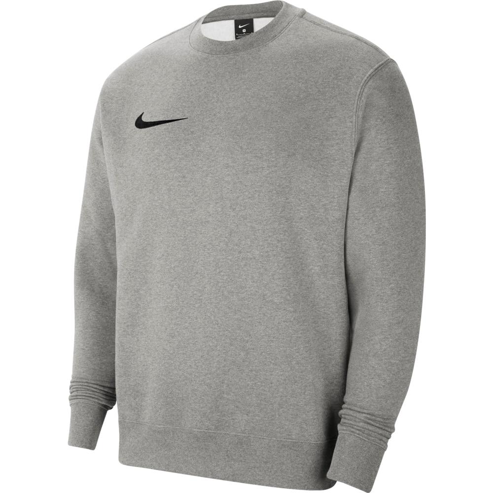 Nike Park 20 Fleece Crew Genser Grå