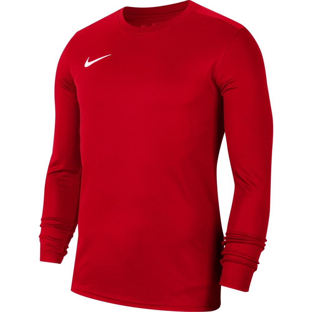 Nike Park VII LS Spillertrøye Barn Rød