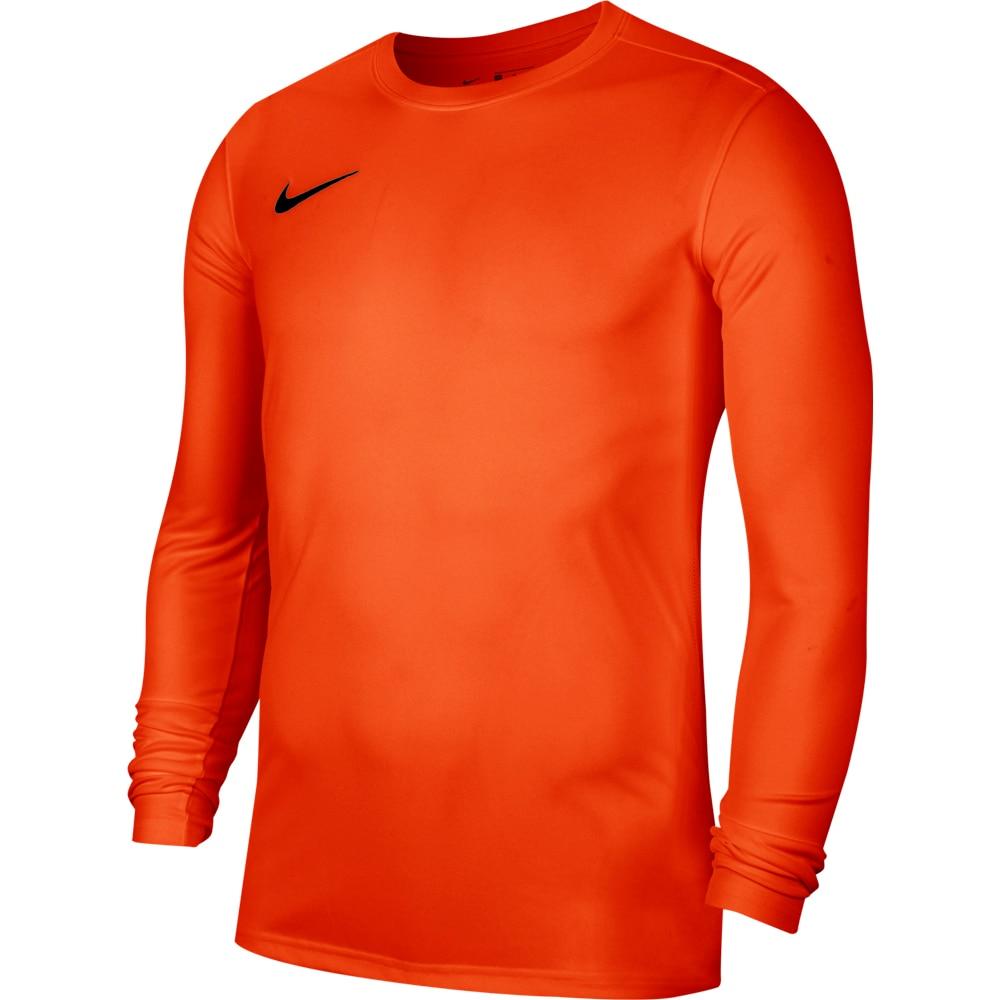 Nike Park VII LS Spillertrøye Oransje