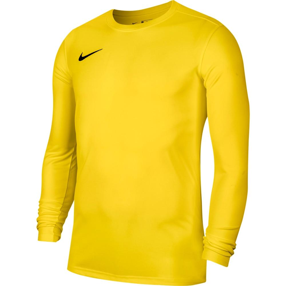 Nike Park VII LS Spillertrøye Gul