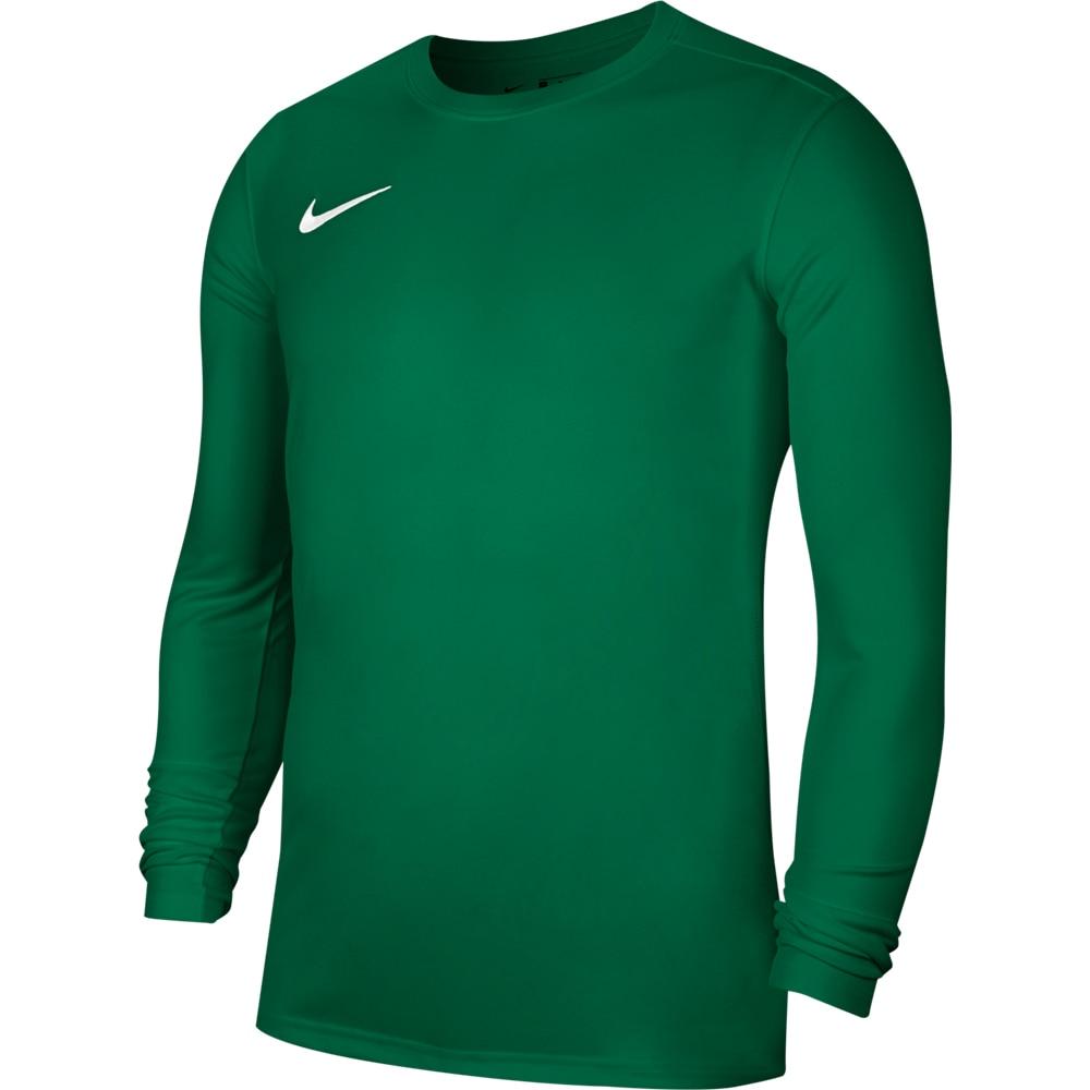 Nike Park VII LS Spillertrøye Grønn