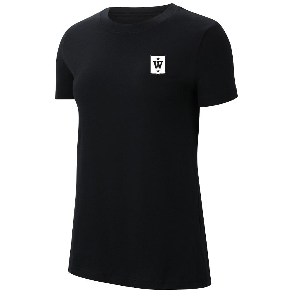 Nike WANG Personal Fritidstrøye Dame Sort