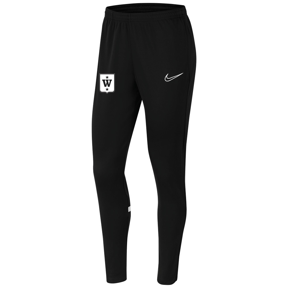 Nike WANG Treningsbukse Dame Sort