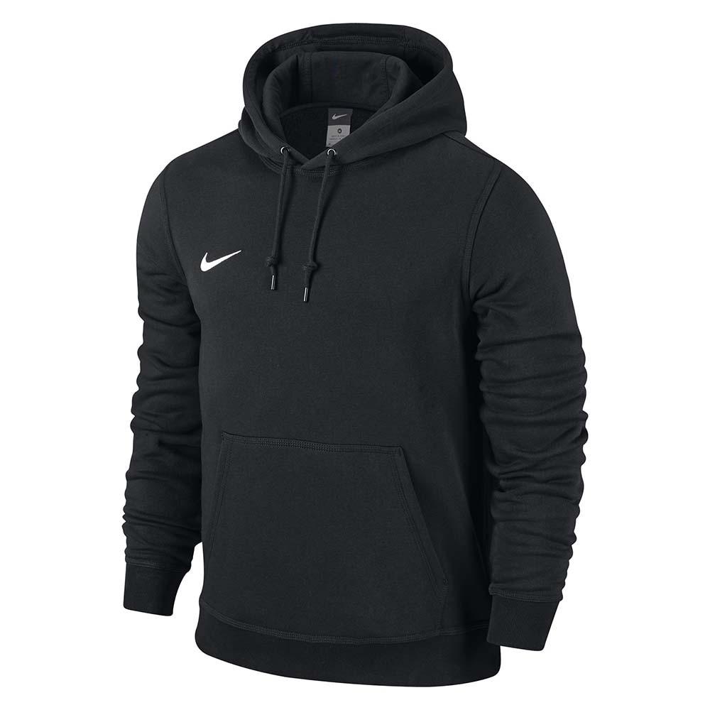 Nike Team Club Hettegenser Barn Sort