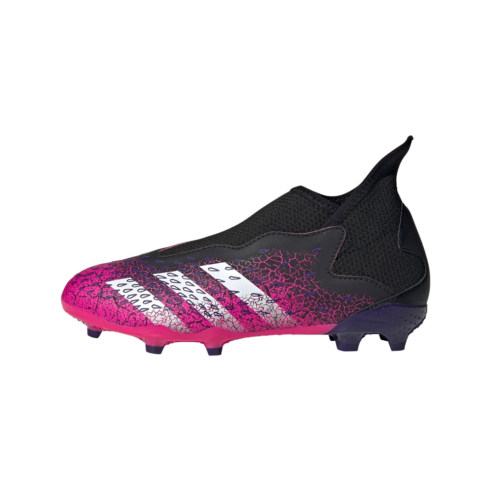 Adidas Predator Freak .3 Laceless FG/AG Fotballsko Barn Superspectral Pack
