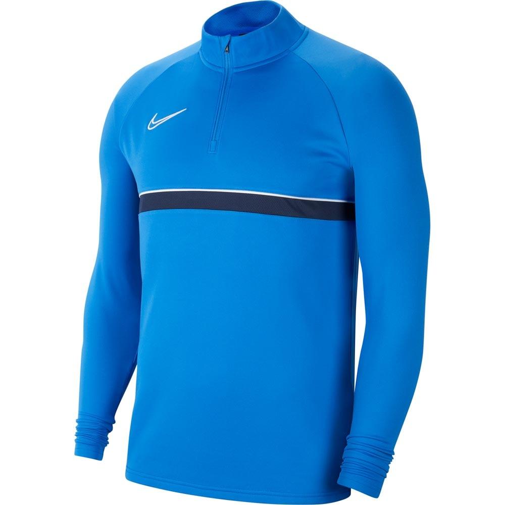 Nike Njård Fekting Treningsgenser Barn Blå