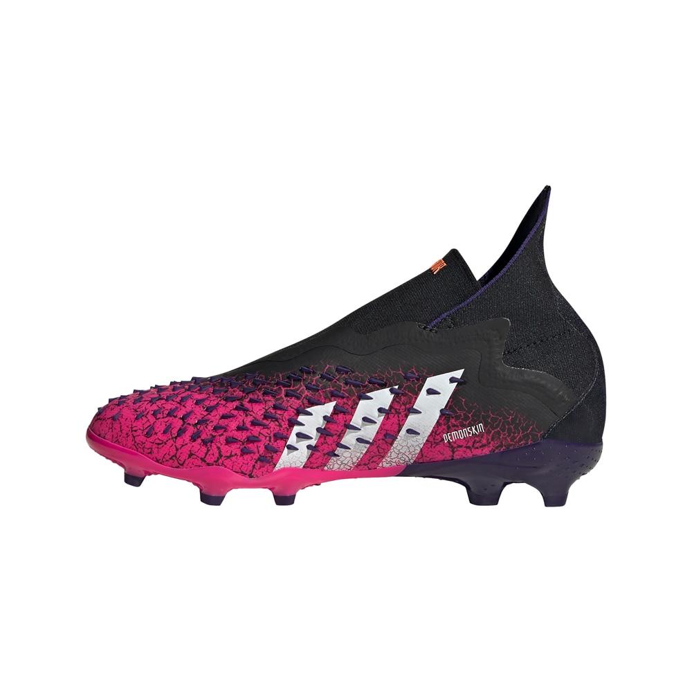 Adidas Predator + FG/AG Fotballsko Barn Superspectral Pack
