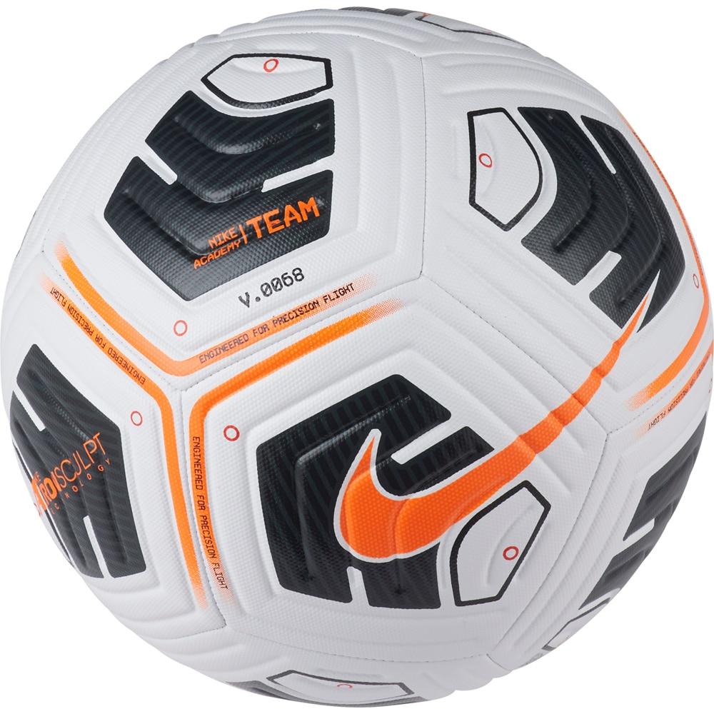 Nike Academy Team Fotball Hvit/Sort/Oransje