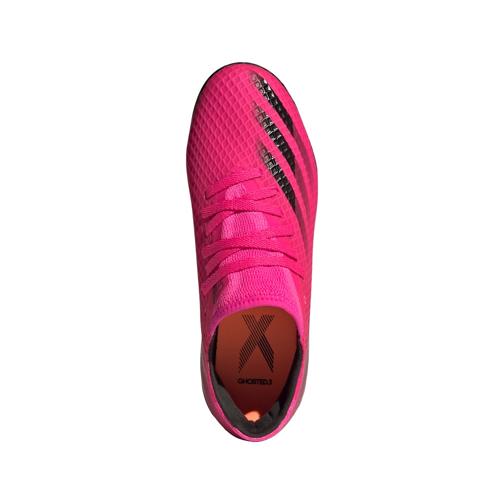 Adidas X Ghosted.3 MG Fotballsko Barn Superspectral Pack