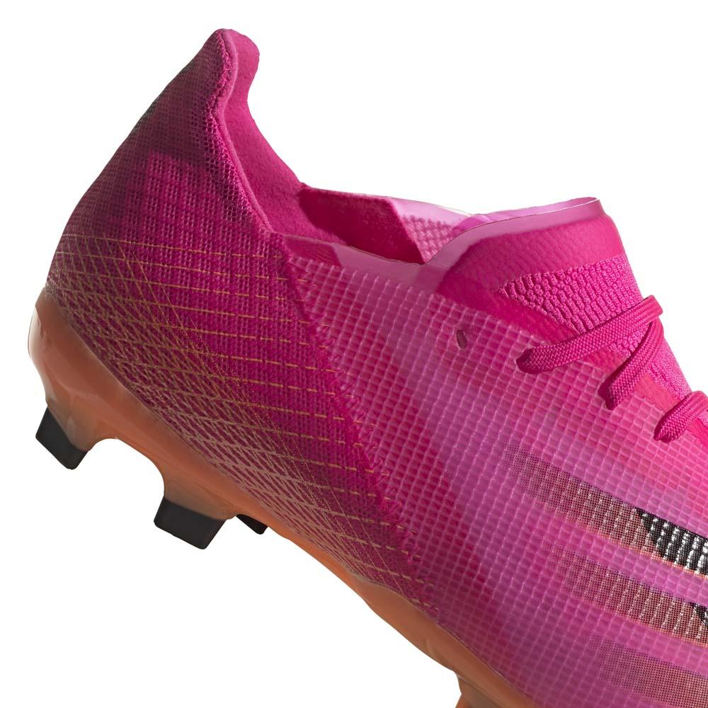 Adidas X Ghosted.1 FG/AG Fotballsko Barn Superspectral Pack