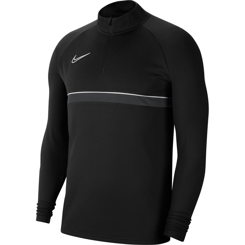 Nike Follese FK Treningsgenser Barn Sort