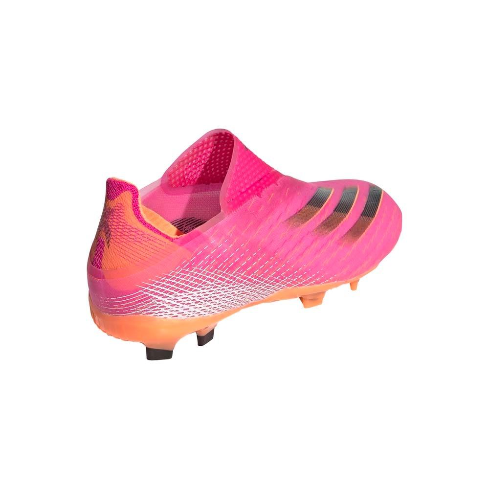 Adidas X Ghosted+ FG/AG Fotballsko Barn Superspectral Pack