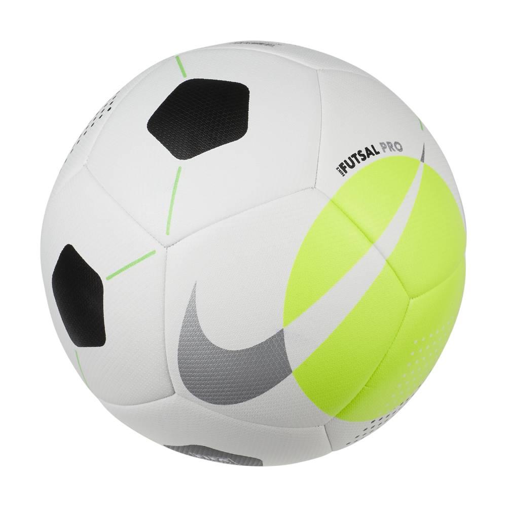 Nike Futsal Pro Team Innendørs Fotball Hvit