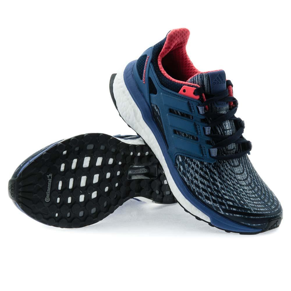Adidas Energy Boost Joggesko Dame Marine
