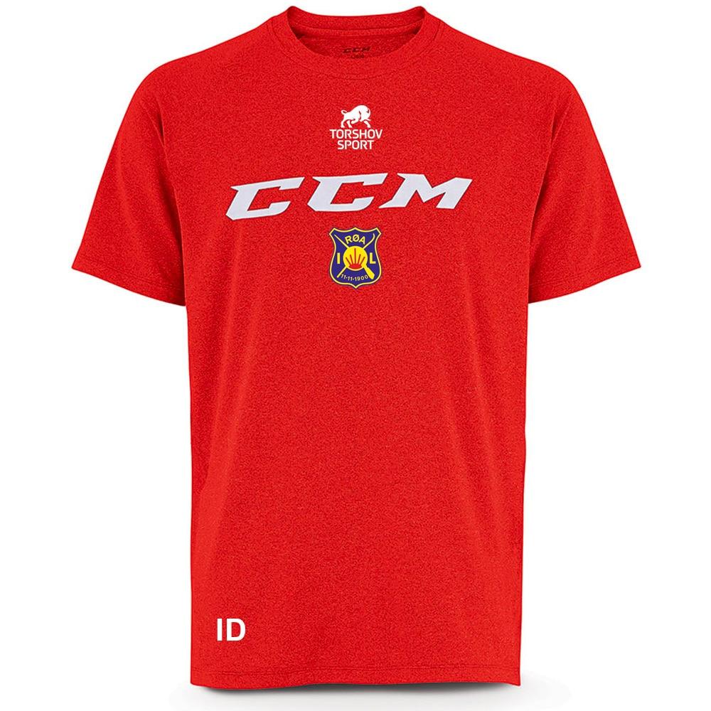 Ccm Røa Bandy T-skjorte