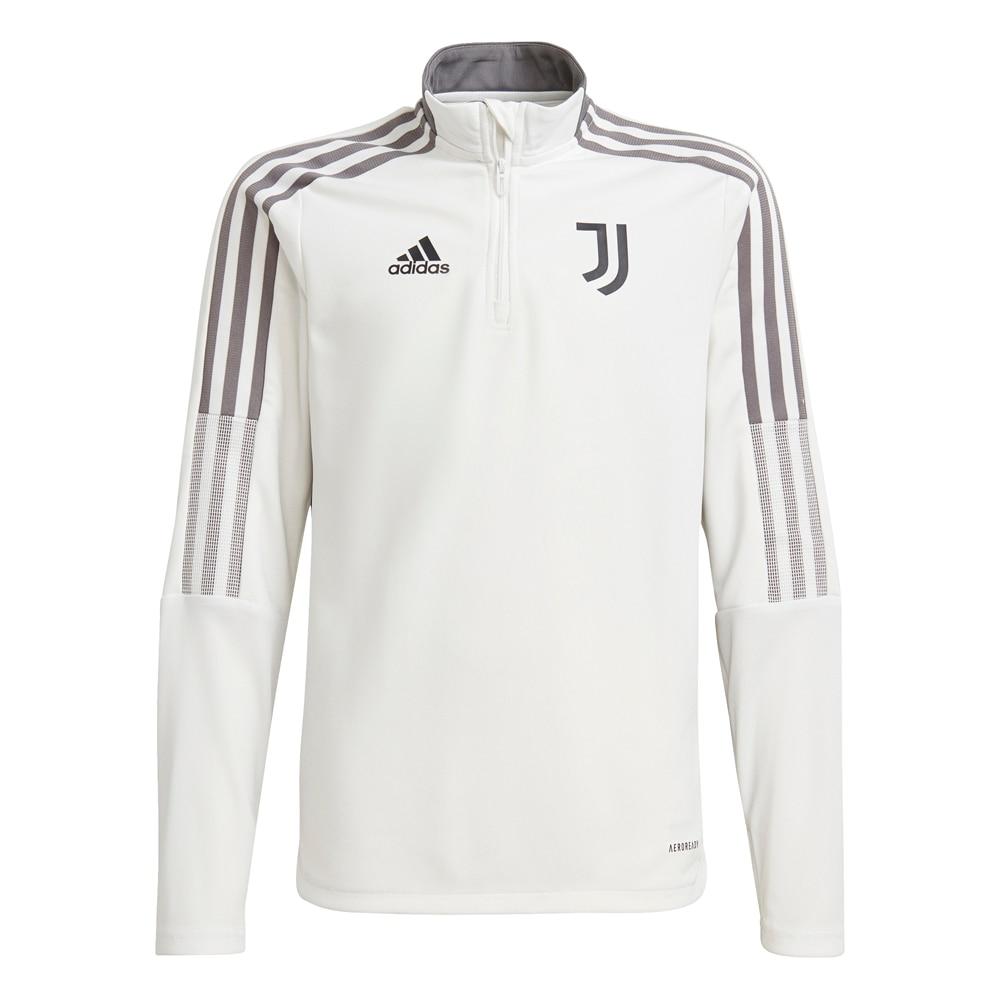 Adidas Juventus Treningsenser 21/22 Barn Hvit