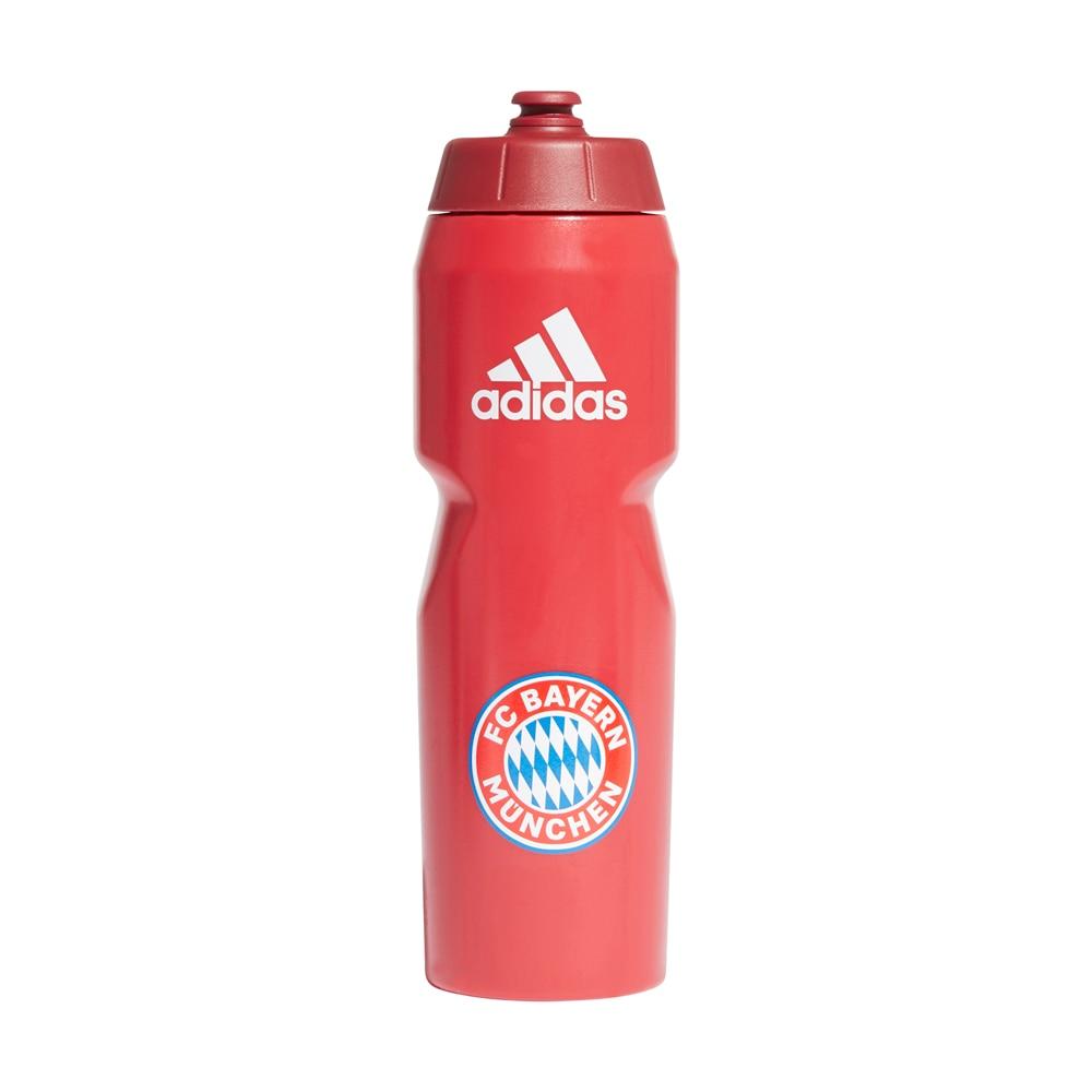 Adidas FC Bayern München Drikkeflaske 21/22 Rød