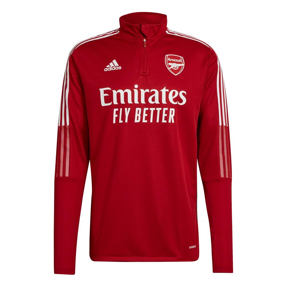 Adidas Arsenal Treningsgenser 21/22 Rød