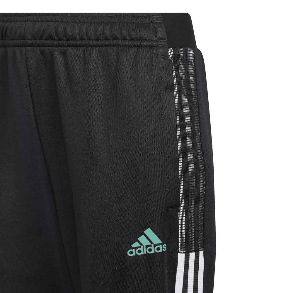 Adidas Arsenal Treningsbukse 21/22 Barn Sort/Turkis