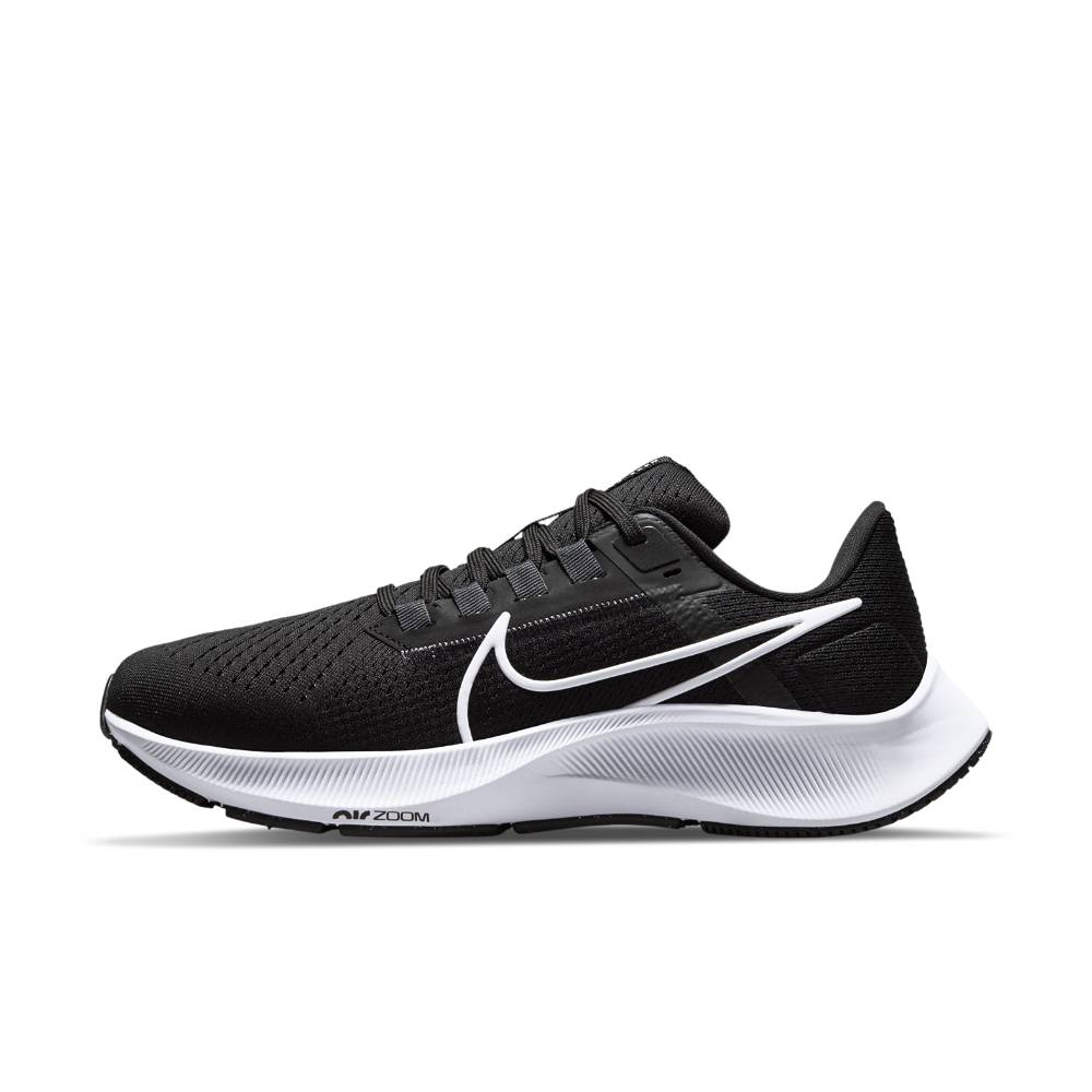 Nike Air Zoom Pegasus 38 Joggesko Dame Sort/Hvit