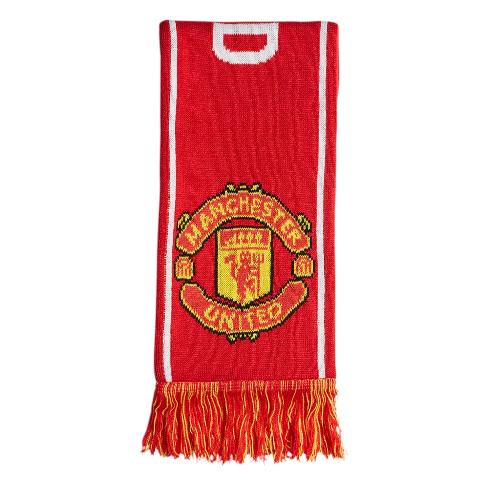 Adidas Manchester United Skjerf 21/22 Rød