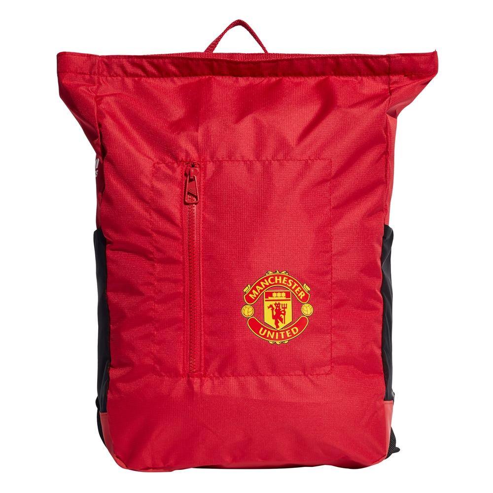 Adidas Manchester United Ryggsekk 21/22 Rød