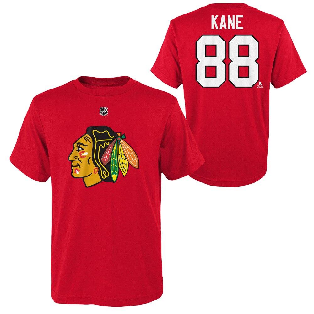 Outerstuff NHL Barn T-skjorte Chicago Blackhawks Kane 88