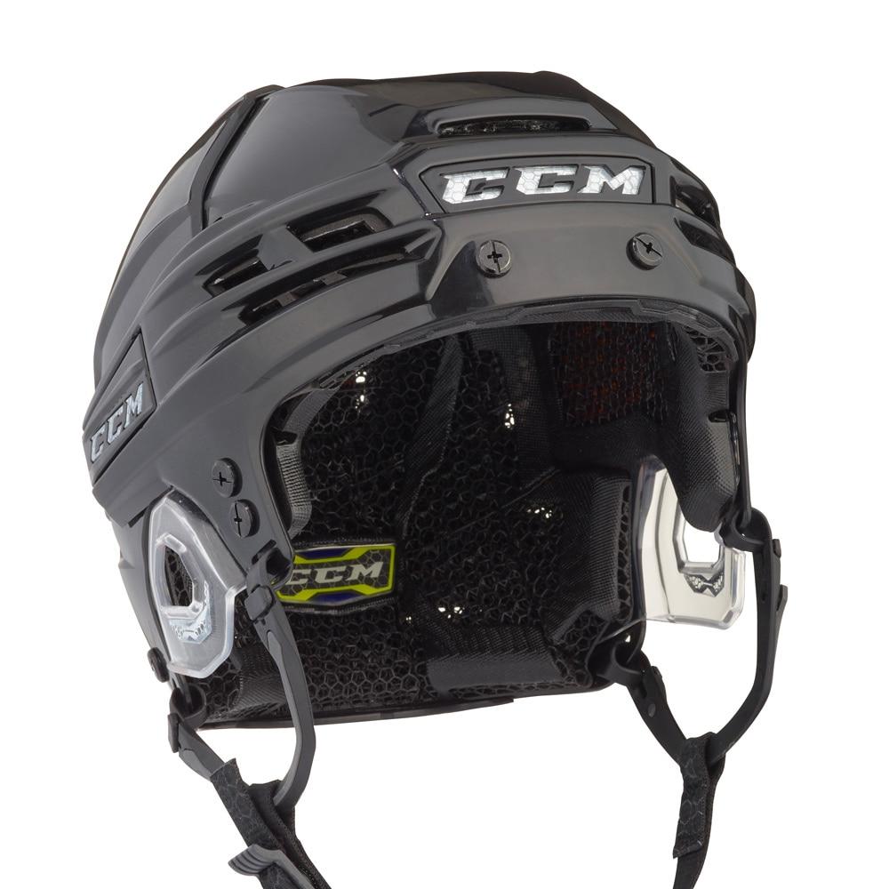 Ccm Super Tacks X Hockeyhjelm Svart