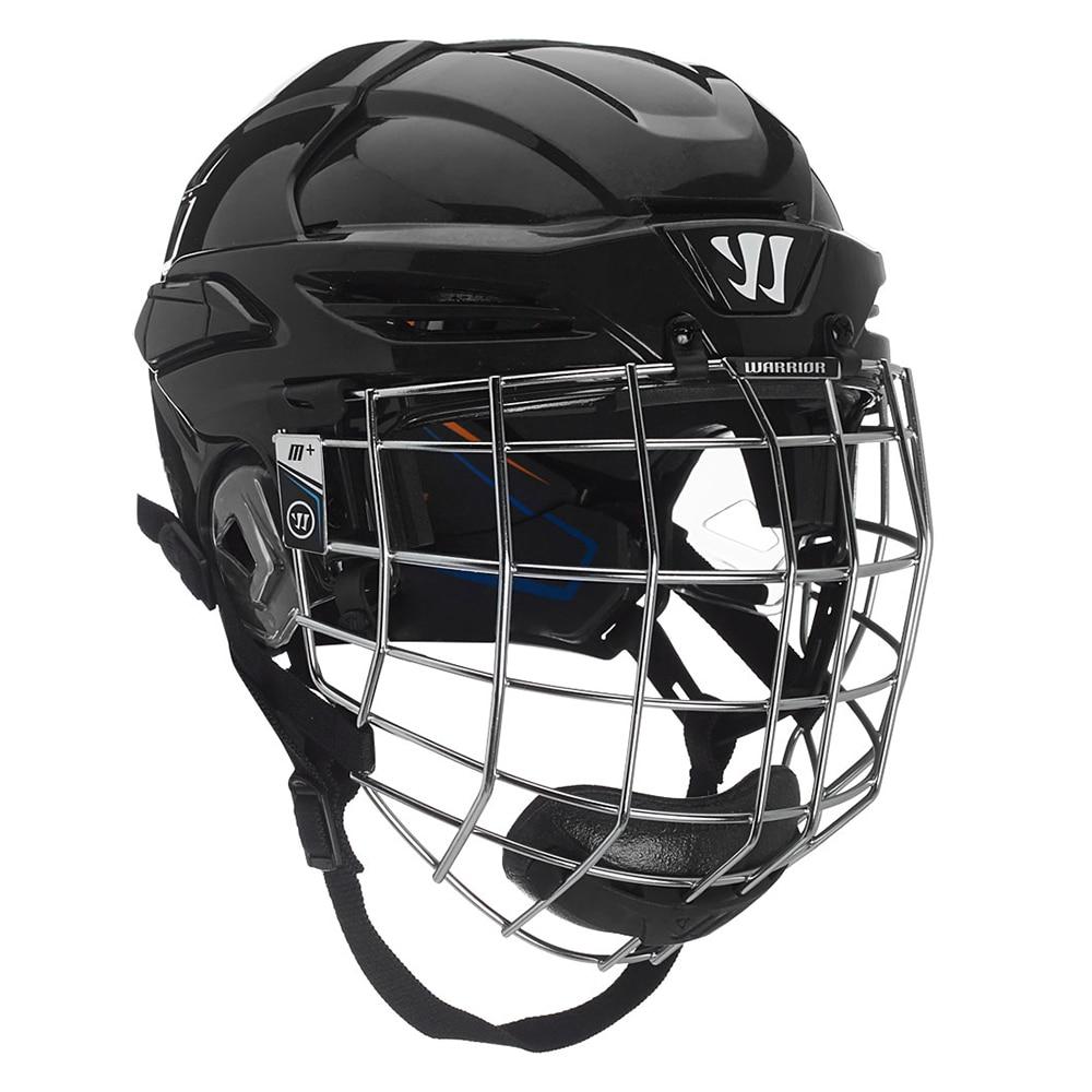 Warrior Covert PX+ Combo Hockeyhjelm Svart