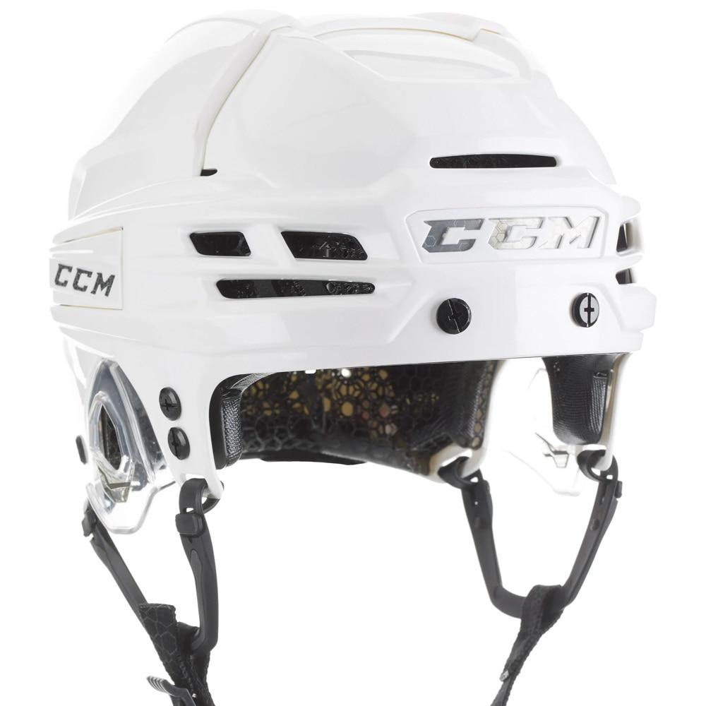 Ccm Super Tacks X Hockeyhjelm Hvit