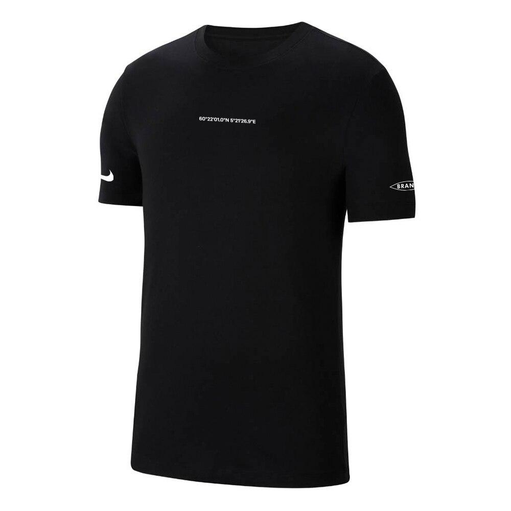 Nike SK Brann T-Skjorte Fritid 2021 Sort