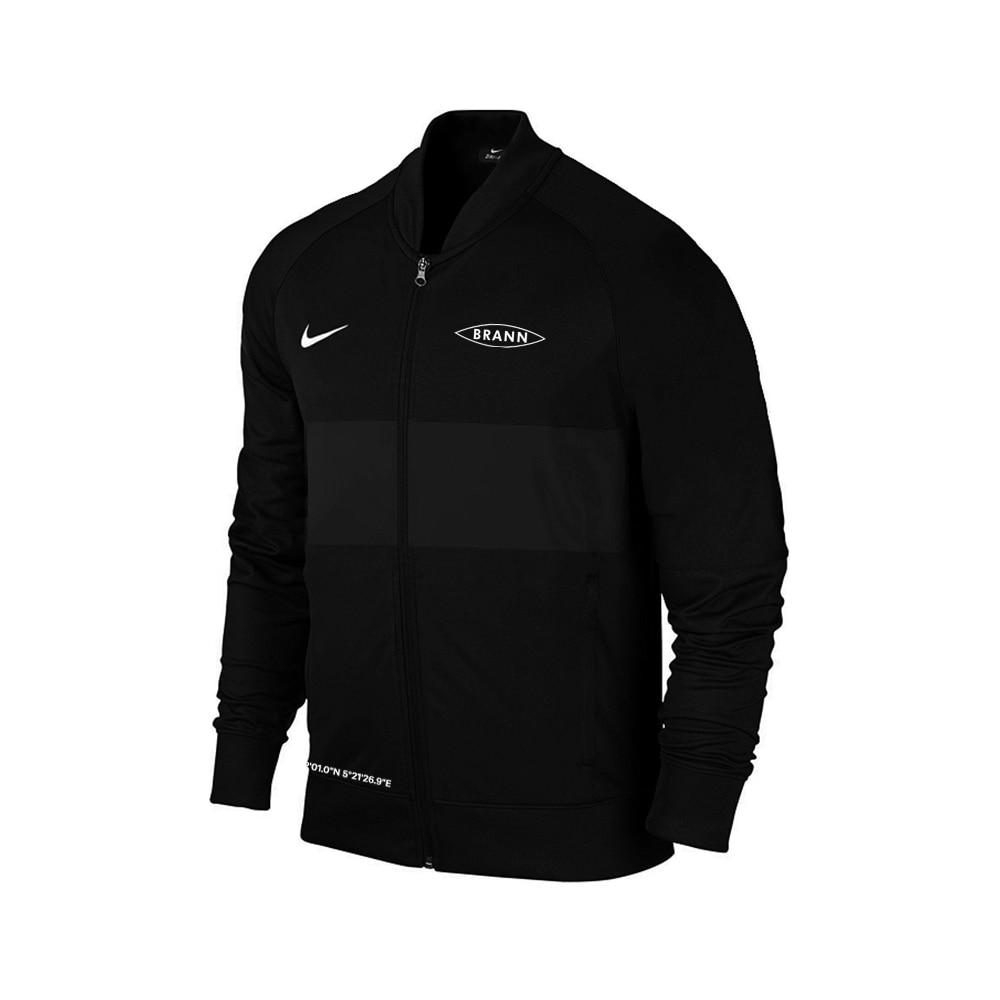 Nike SK Brann Anthem Fotballjakke 2021 Borte