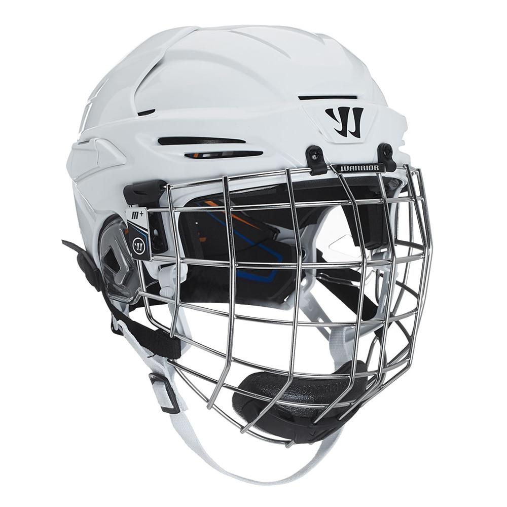 Warrior Covert PX+ Combo Hockeyhjelm Hvit