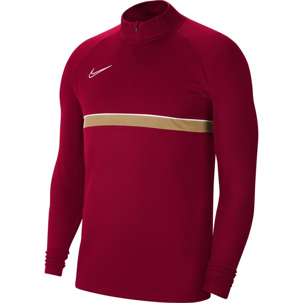 Nike Academy 21 Treningsgenser Burgunder