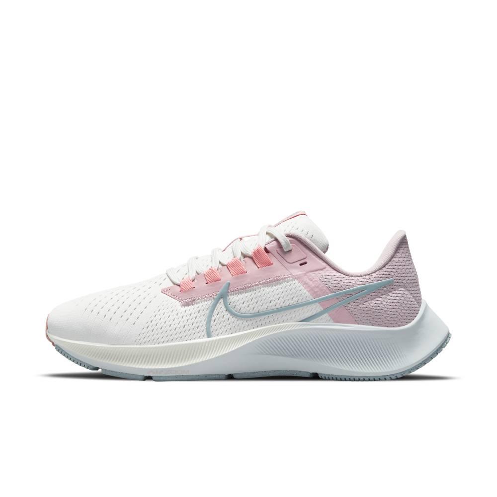 Nike Air Zoom Pegasus 38 Joggesko Dame Hvit/Rosa