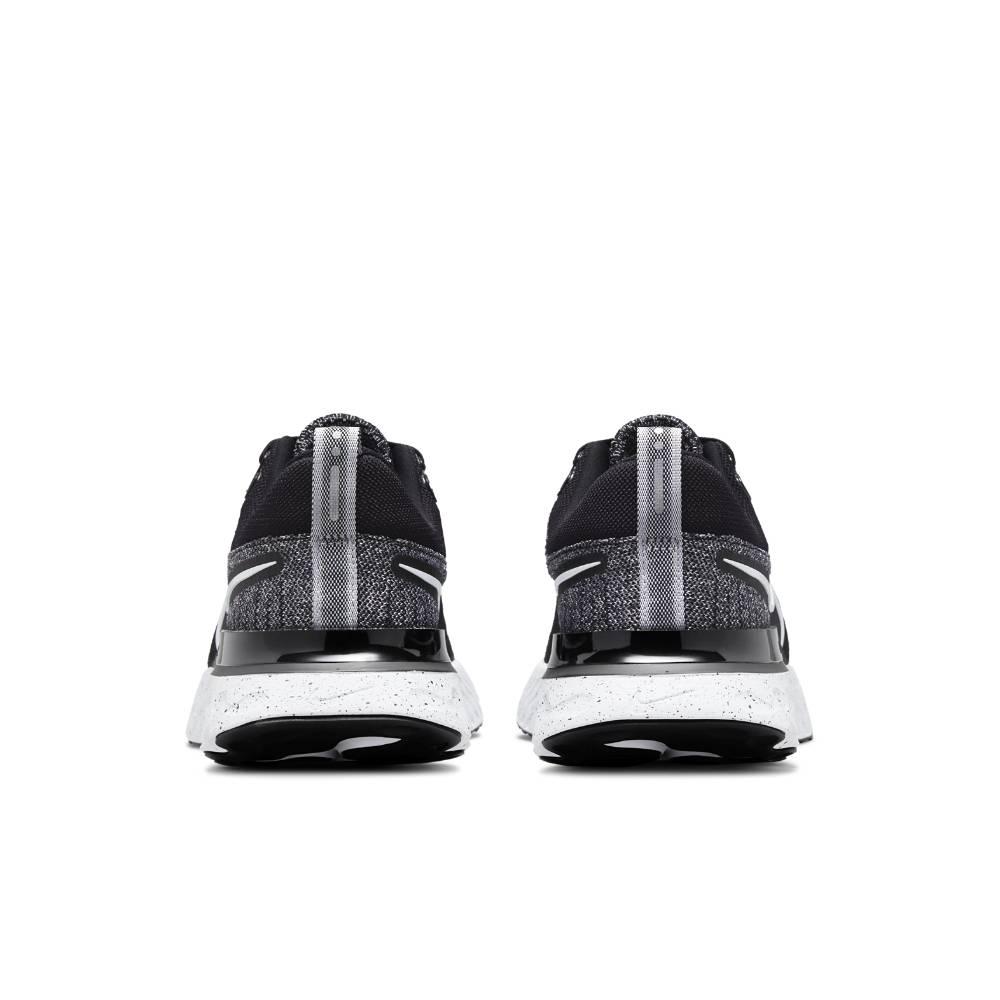 Nike React Infinity Run Flyknit 2 Joggesko Herre Hvit/Sort