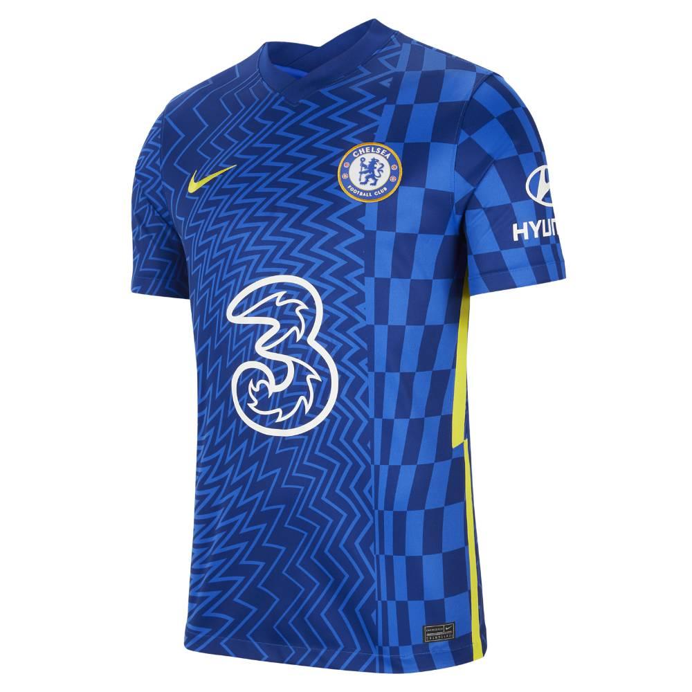 Nike Chelsea Fotballdrakt 21/22 Hjemme Barn