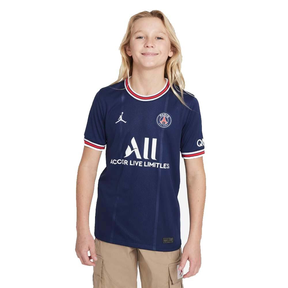 Nike PSG Fotballdrakt 21/22 Hjemme Barn