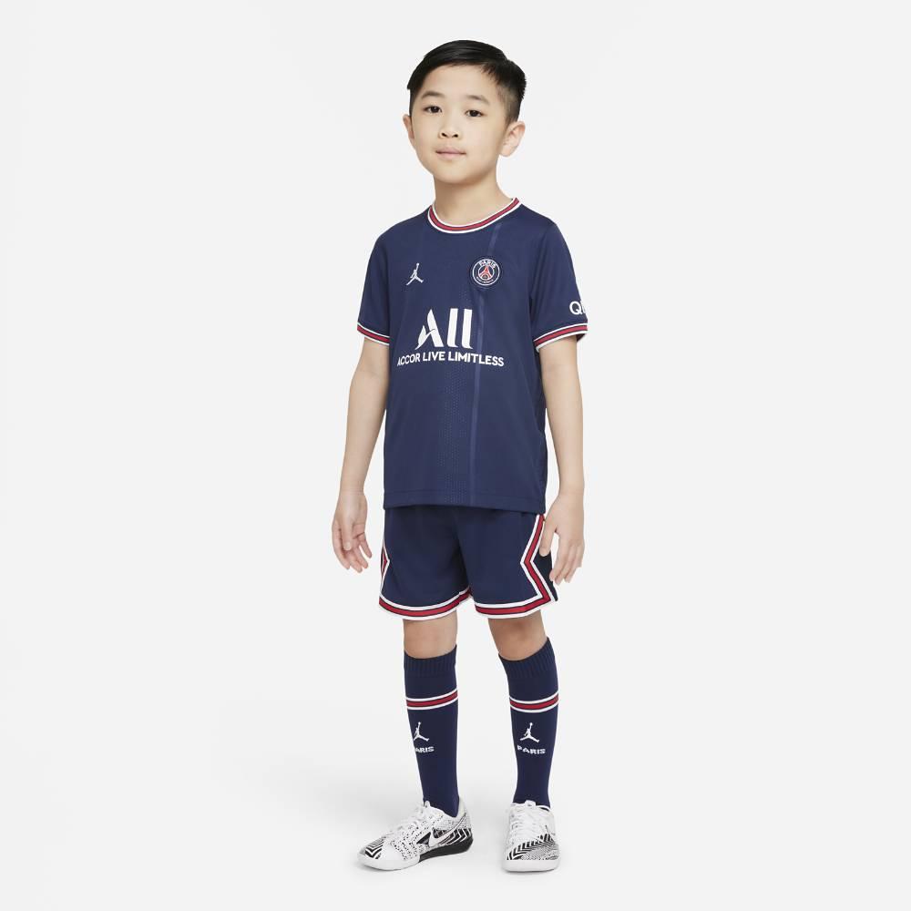 Nike PSG Draktsett 21/22 Hjemme Barn