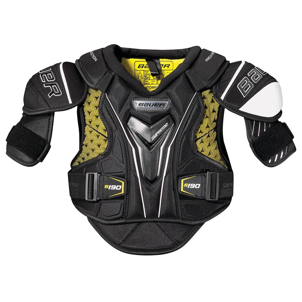 Bauer Supreme S190 Junior Skulderbeskyttelse Hockey
