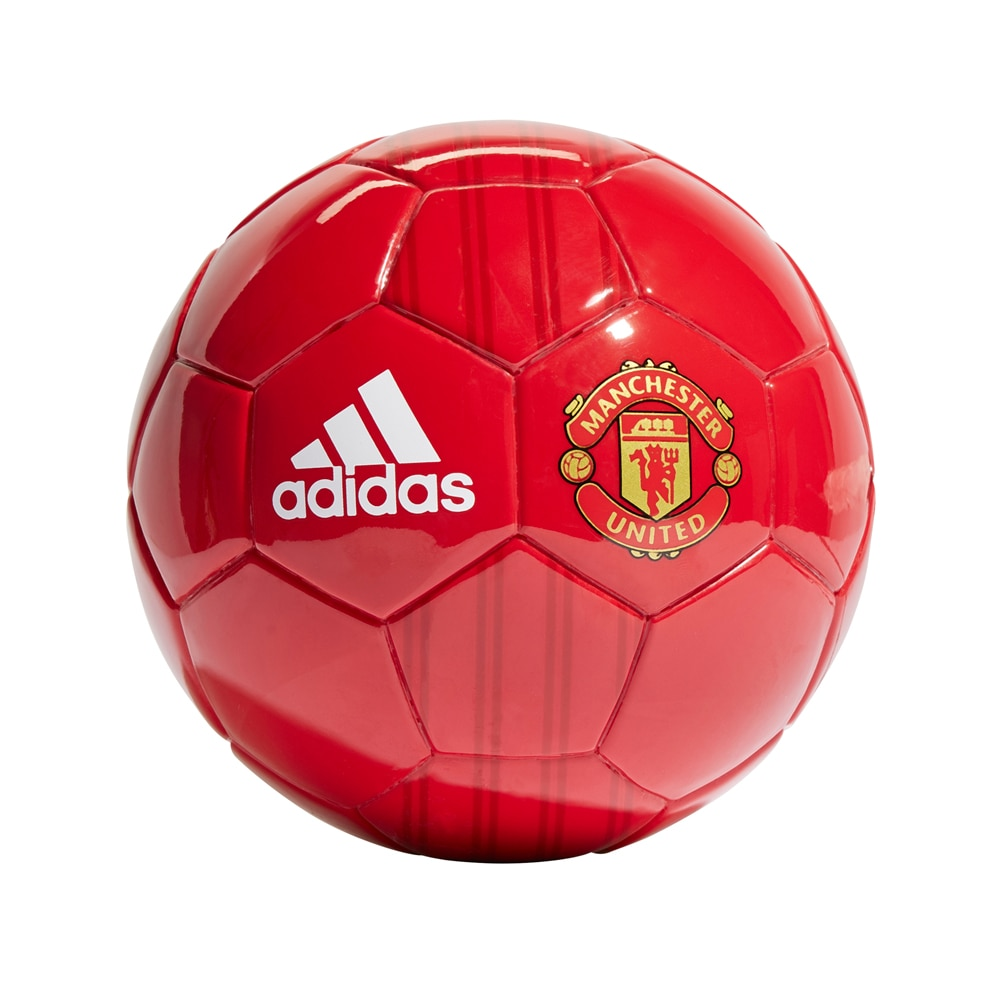 Adidas Manchester United Mini Trikseball Fotball 21/22 Rød