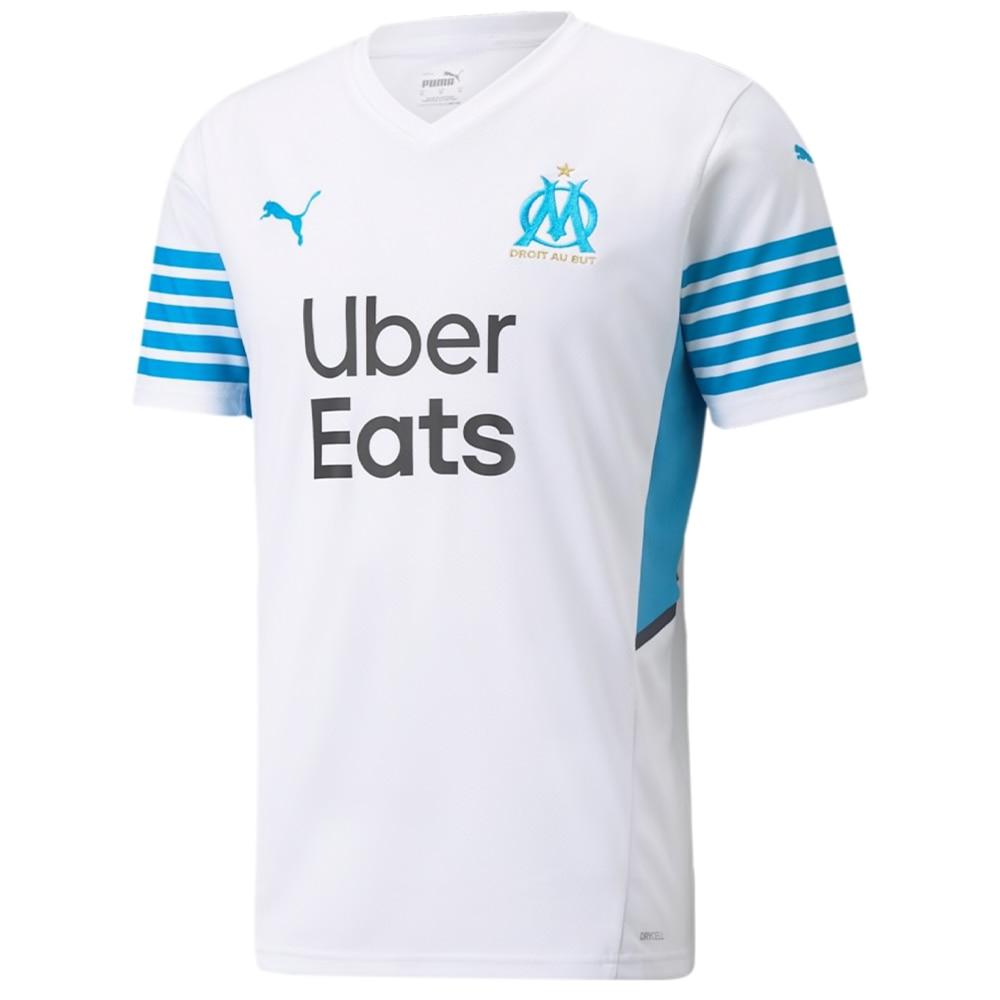 Puma Olympique Marseille Fotballdrakt 21/22 Hjemme