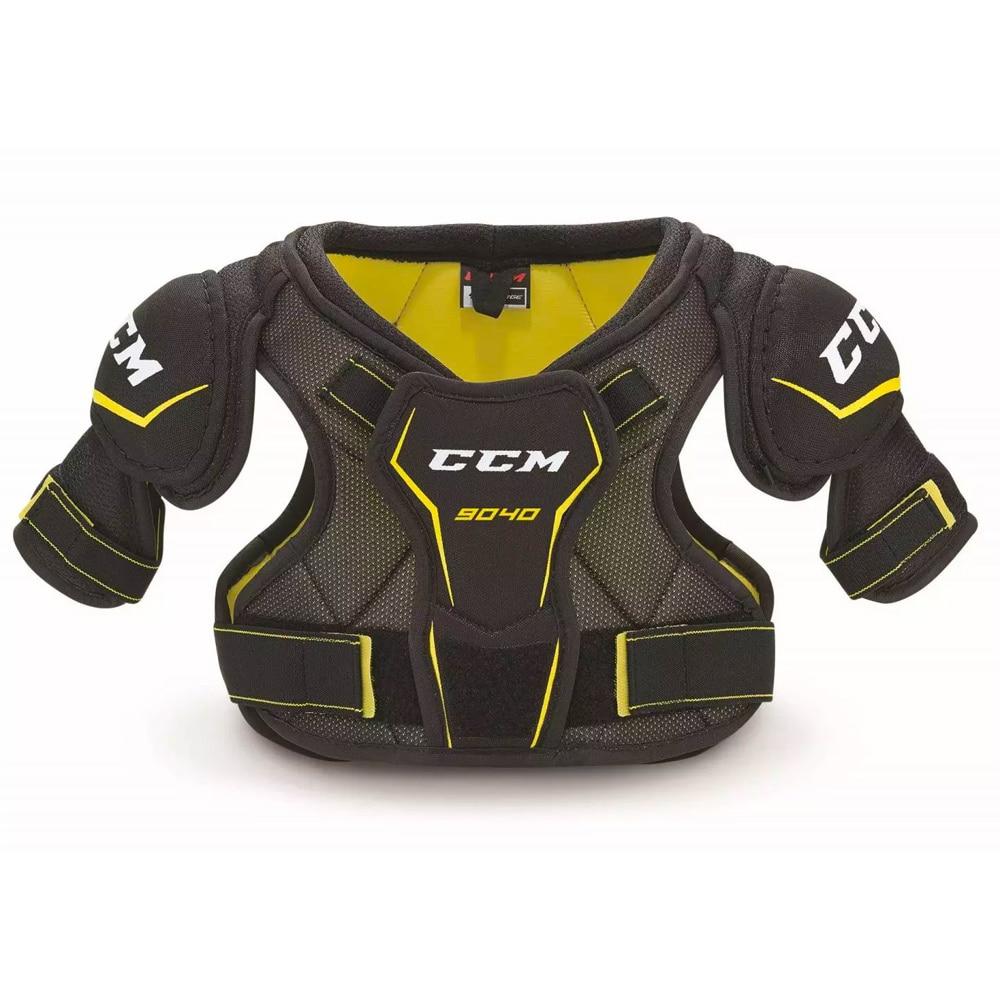Ccm Tacks 9040 Barn Skulderbeskyttelse Hockey