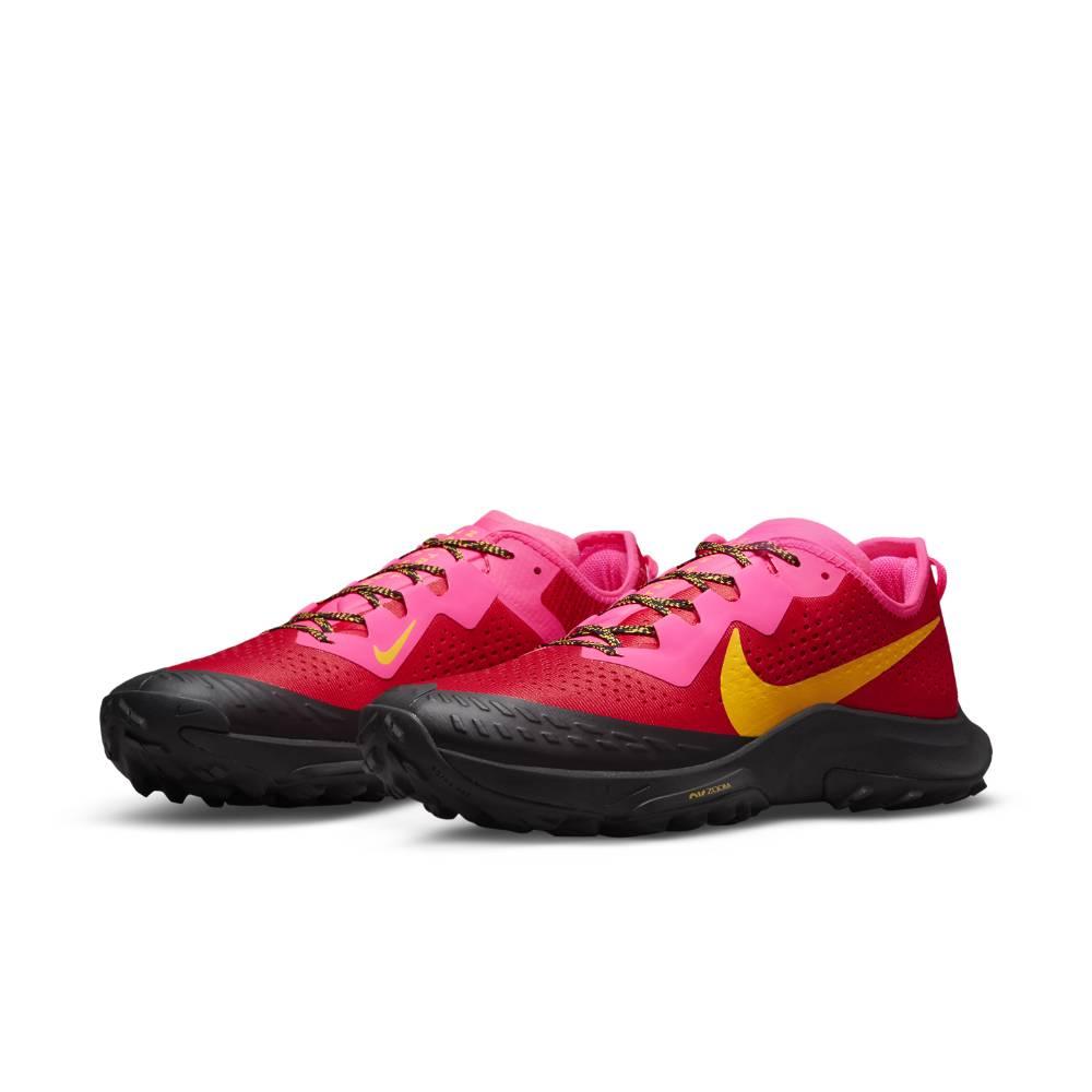 Nike Air Zoom Terra Kiger 7 Joggesko Herre Rød