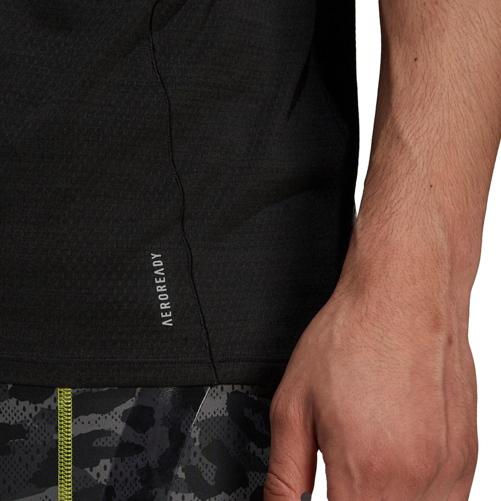 Adidas Runner Singlet Herre Sort