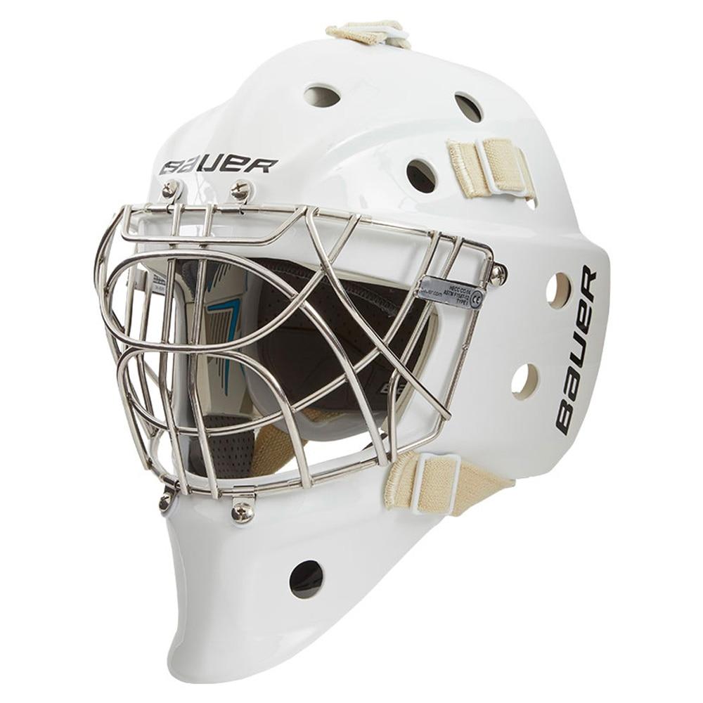 Bauer 940 Keepermaske Hockey Certified Cat Eye