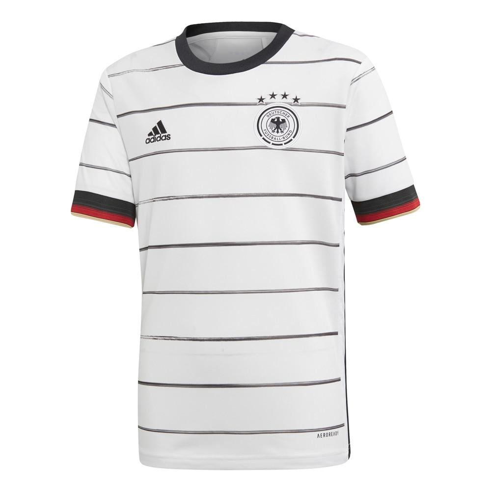 Adidas Tyskland Fotballdrakt EM 2021 Hjemme Barn