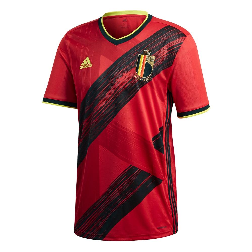 Adidas Belgia Fotballdrakt EM 2021 Hjemme