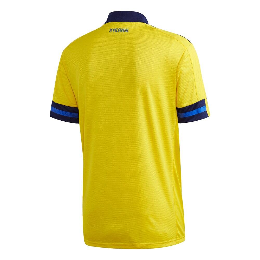Adidas Sverige Fotballdrakt EM 2021 Hjemme