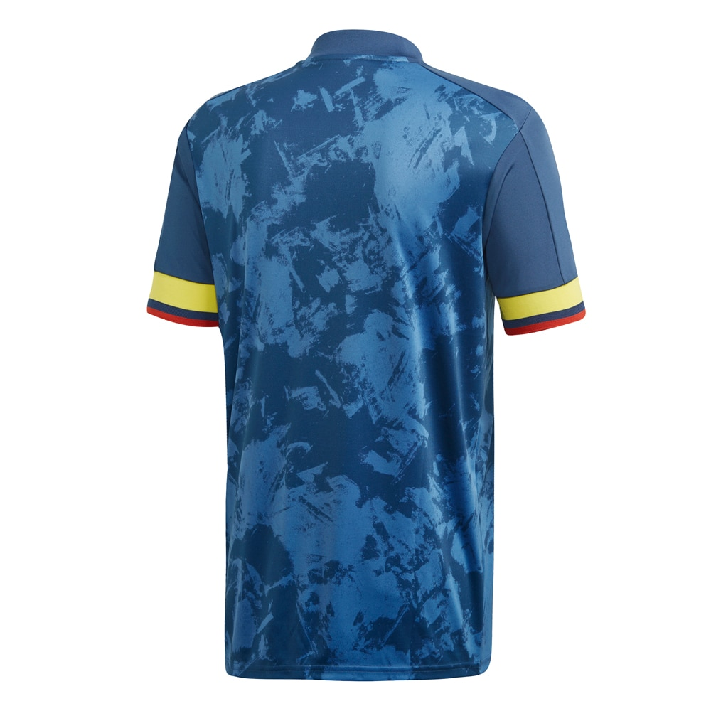 Adidas Colombia Fotballdrakt 2020 Borte
